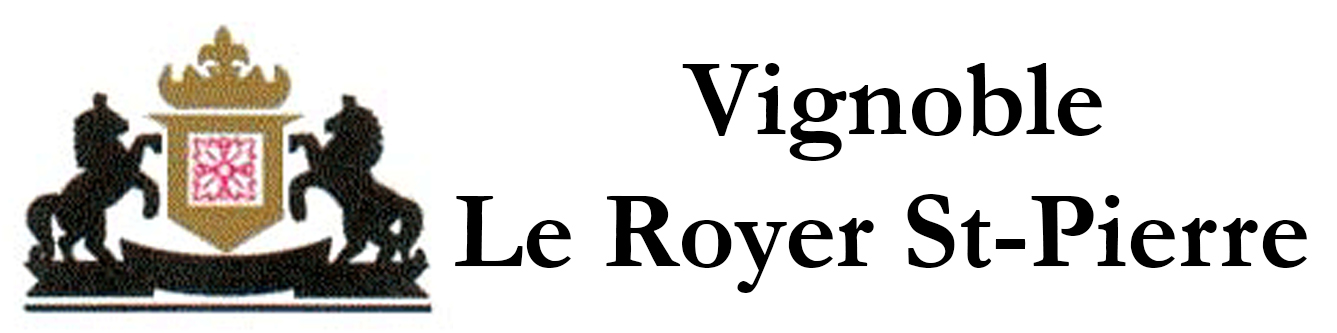 Vignoble Le Royer St-Pierre